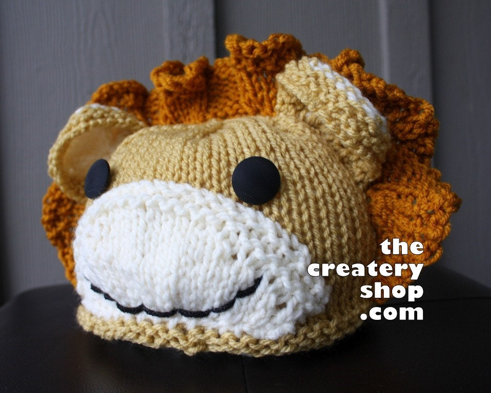 Giant Knit & Crochet Animals! | Lion Brand Notebook
