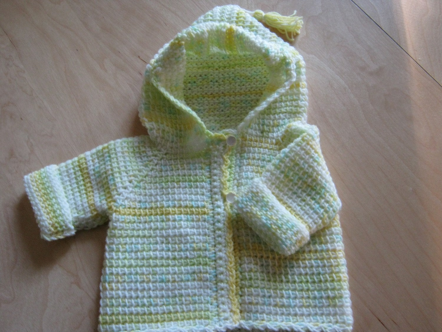 Surprise Crochet Sweaters For Baby Crochet Pattern Crochet