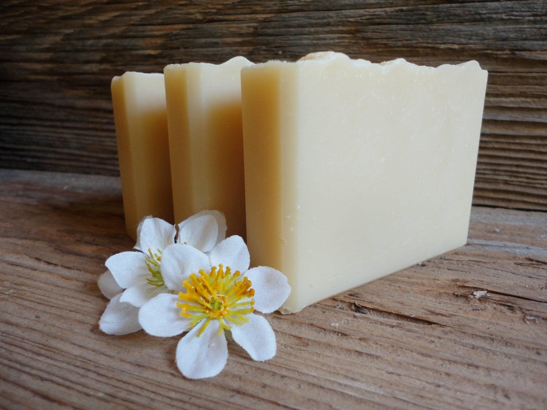 Southern Jasmine Soap Handmade Soap Floral Soap - ComfortandJoySoapCo