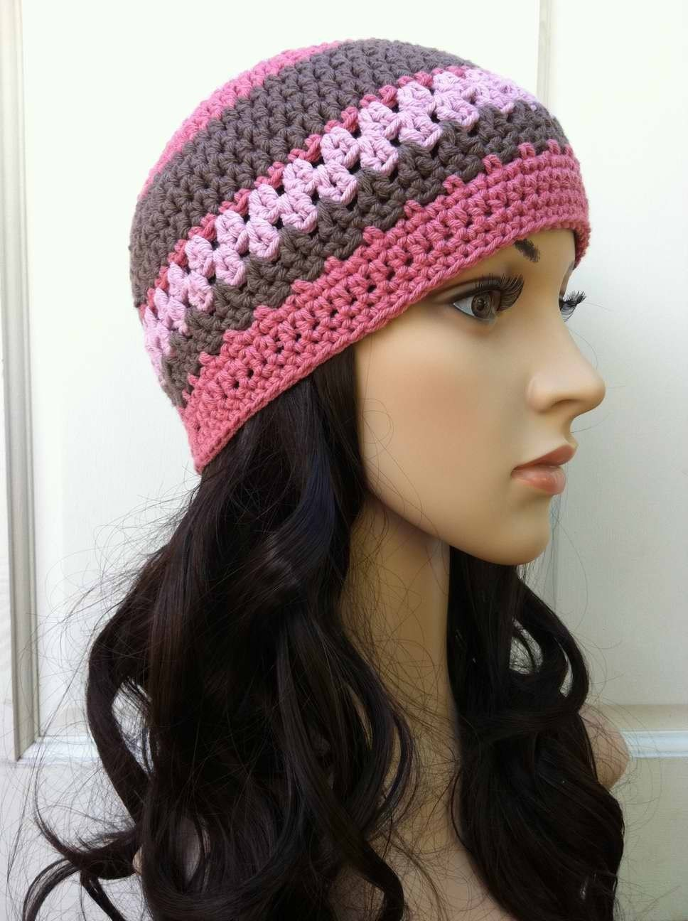 CROCHET HATS FOR WOMEN How To Crochet