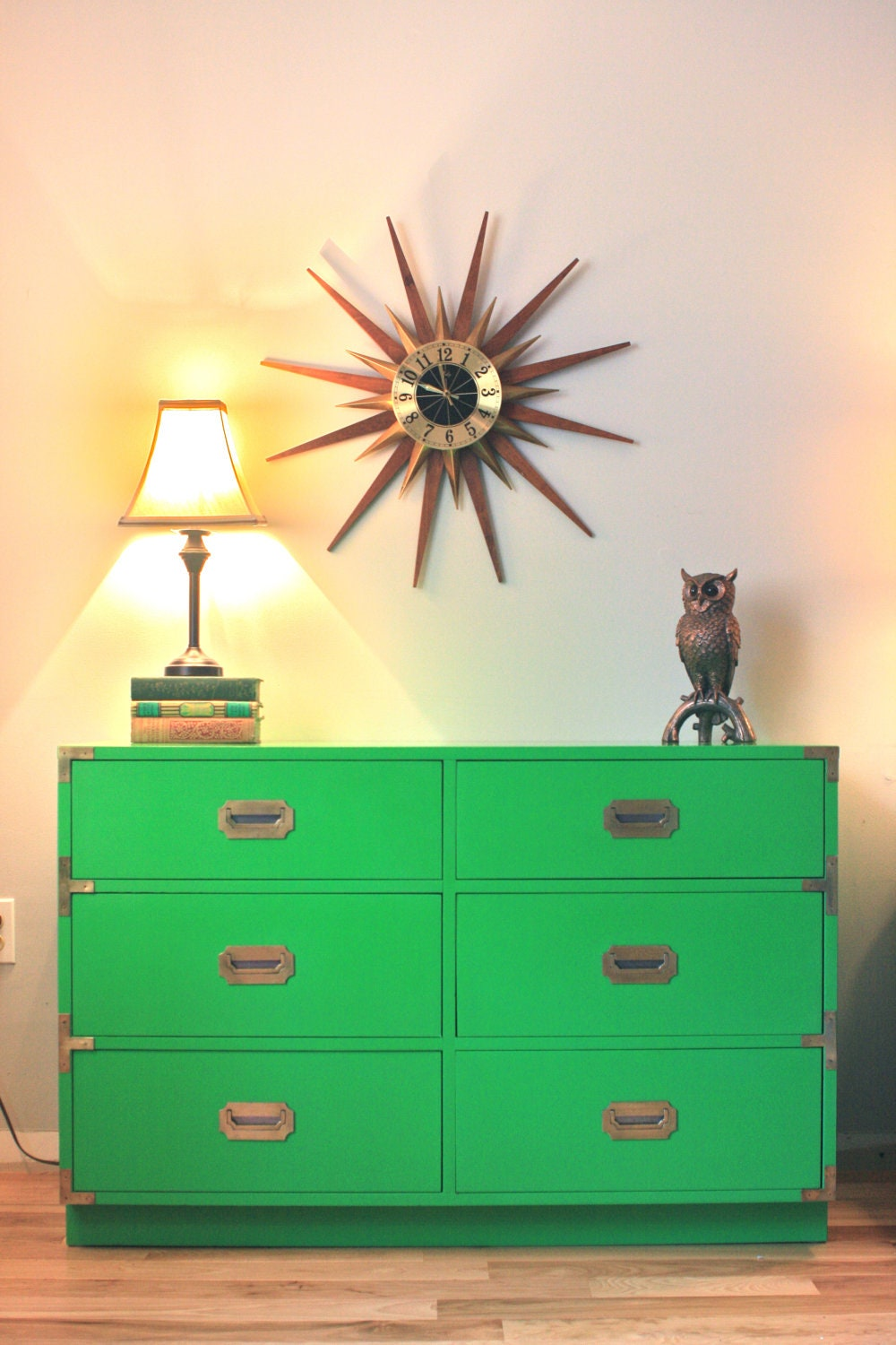 Campaign Furniture Pieces - Pictures of Past Work