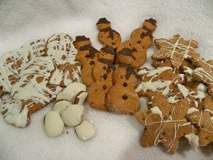 Winter Wonderland Dog Treats