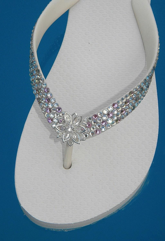Crystal Bridal Sandals