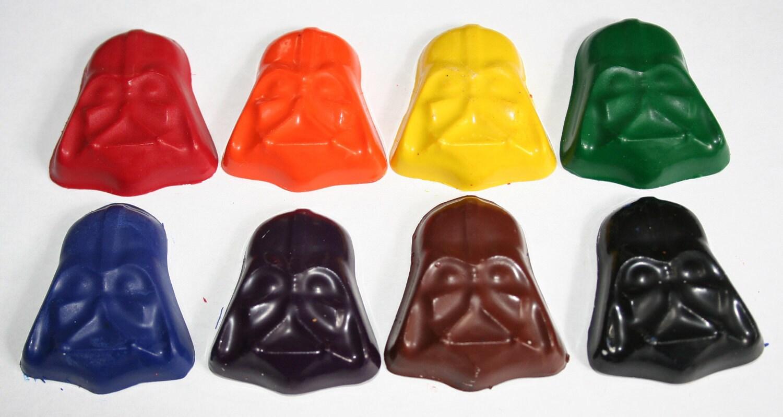 crayons Star Wars