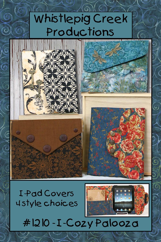 PDF - I-Cozy Palooza: I-Pad Cover Sewing Pattern