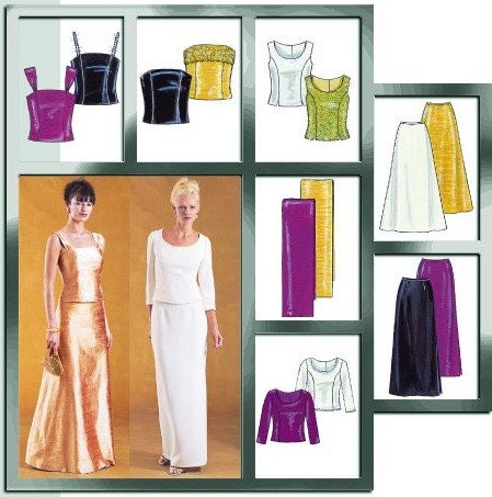 McCall's 8734 - Vintage Sewing Patterns