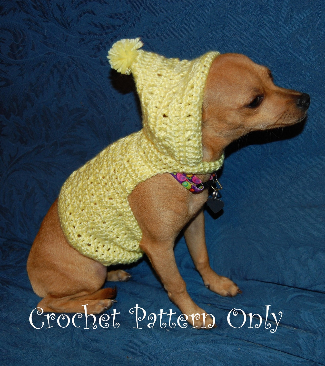 Small dog sweater pattern browse patterns dog sweater knitting patterns for small dogs ebay bankloansurffo Images