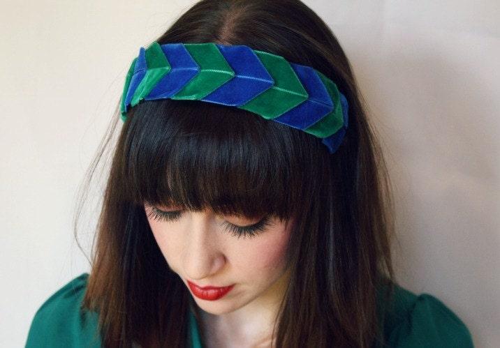 Miss Lucy - Velvet Headband