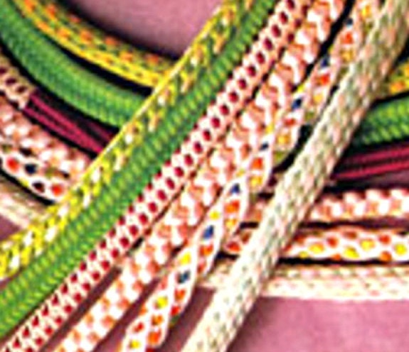 Luxe DOG Leash Kit with (12) Twelve Patterns  . . . DIY. . . Unique, Colorful, and Strong . . . EVERYTHING included