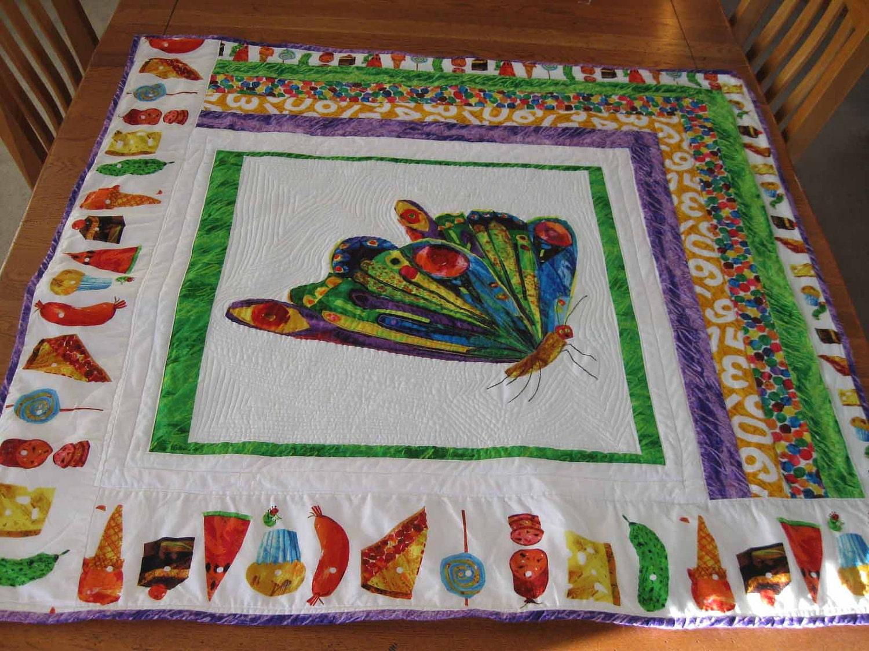 Modern Quilt or Wall Hanging - quiltedbykaren