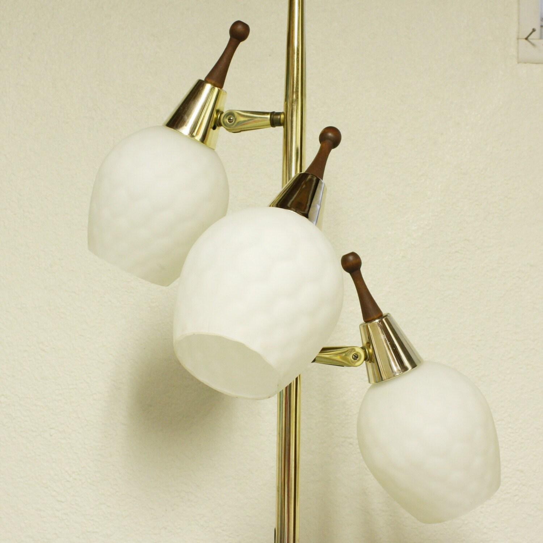 floor lamps on vintage floor lamp glass shades 4 way switch adjustable. Black Bedroom Furniture Sets. Home Design Ideas