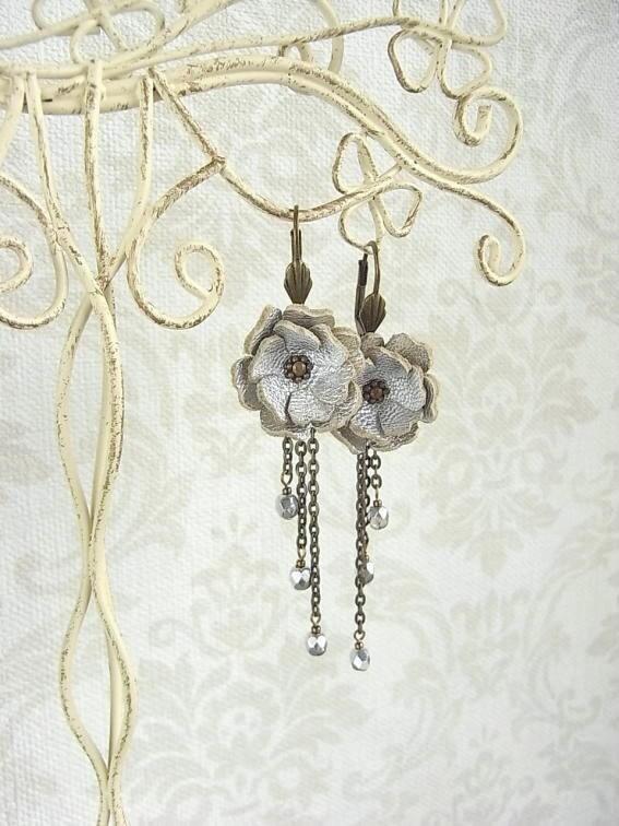 хана серьги - серебро