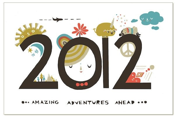 2012 - greeting card