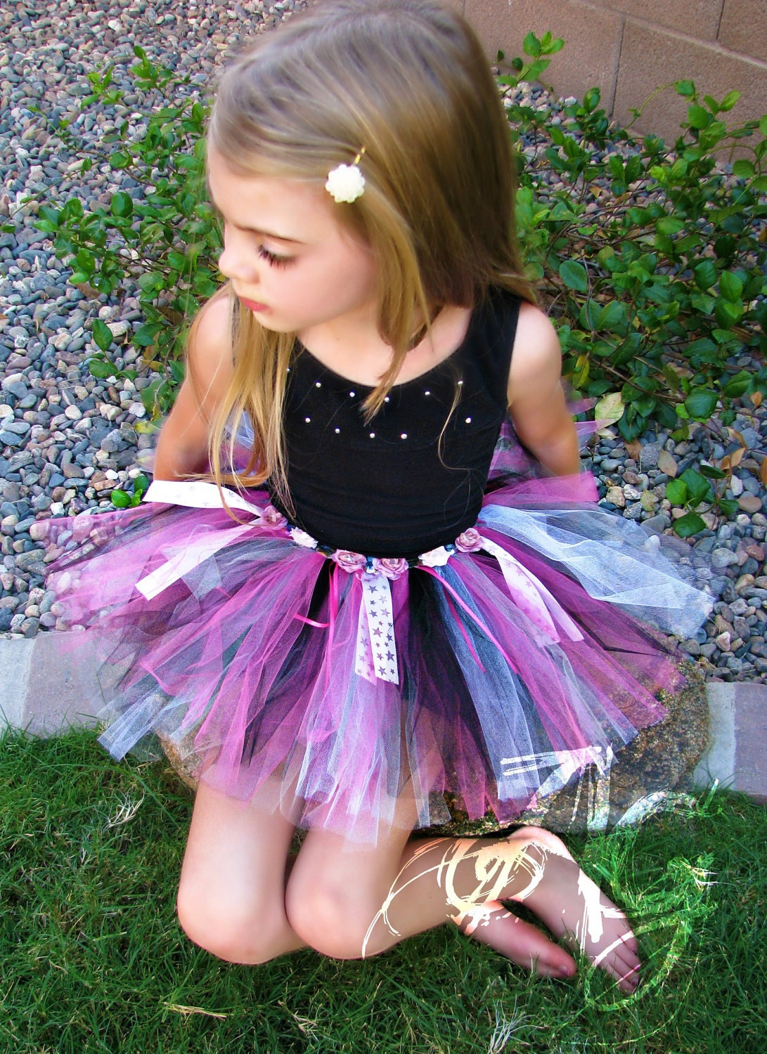 Tutu - Black and Pink - Pop Princess