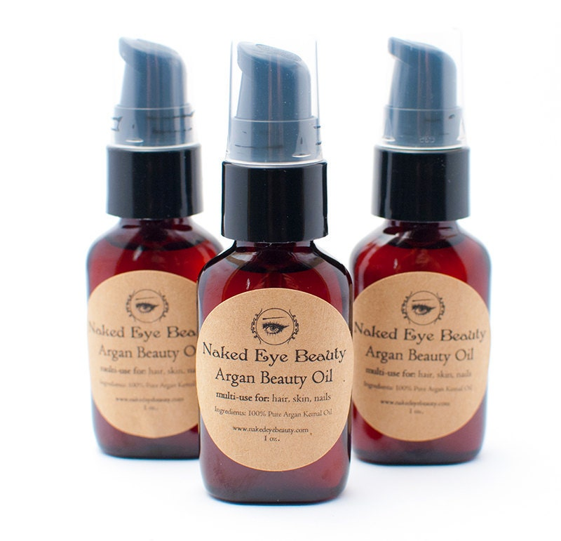 Pure Argan Beauty Oil 1 oz.