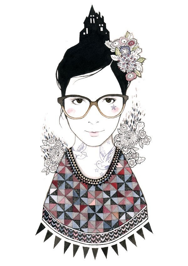 Jane - Print
