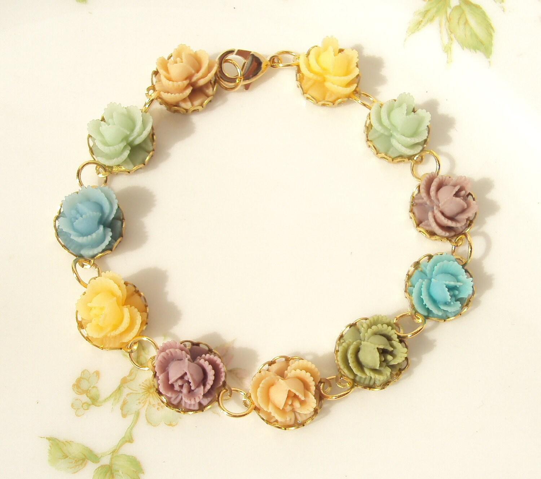 Bloom - Flower Bracelet