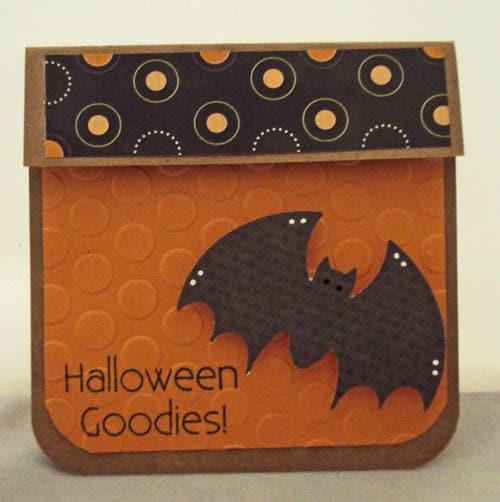 Halloween Goodies Treat Pouch