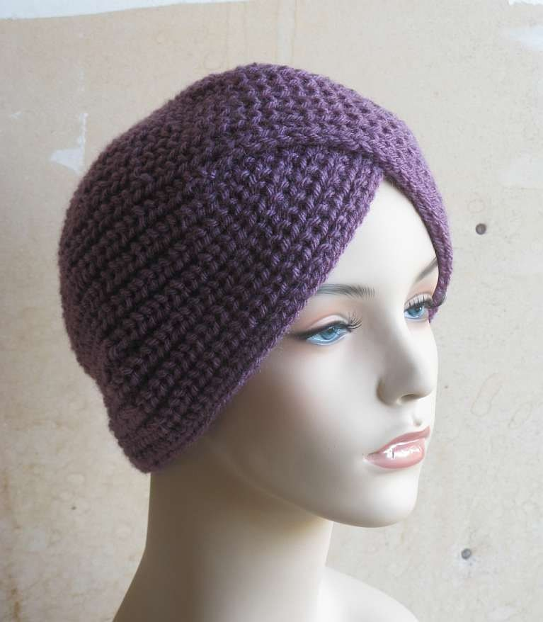Free Crochet Pattern Baby Turban : Knitted Turban