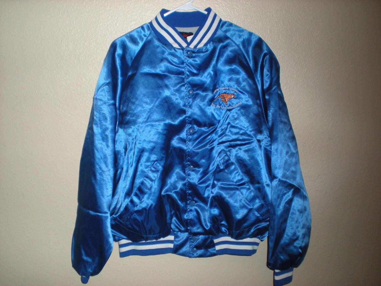 90s satin jacket