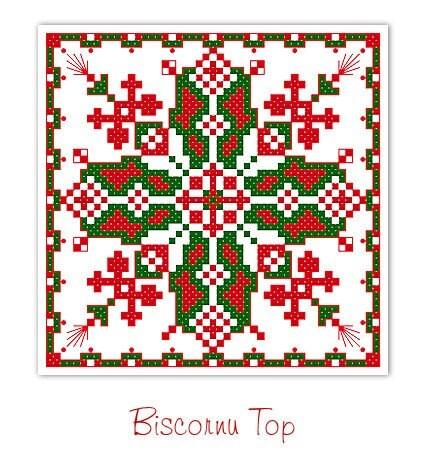 Biscornu Basics - Pretty Impressive Stuff: An Affair with the