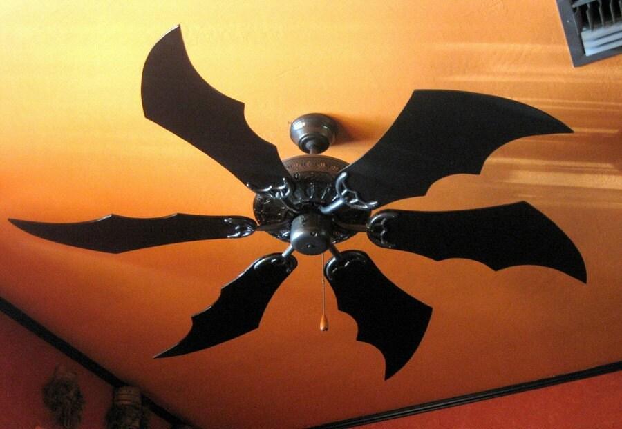 ventilateur ailes dragon