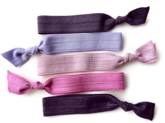Sugar Plum Hair Ties Collection