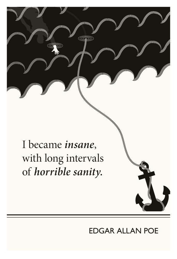 9 prints with literary quotes by evan robertson literodditi