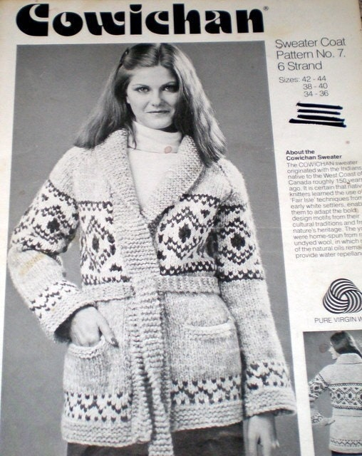 Knit Wrap Sweater Pattern - Pattern Collections