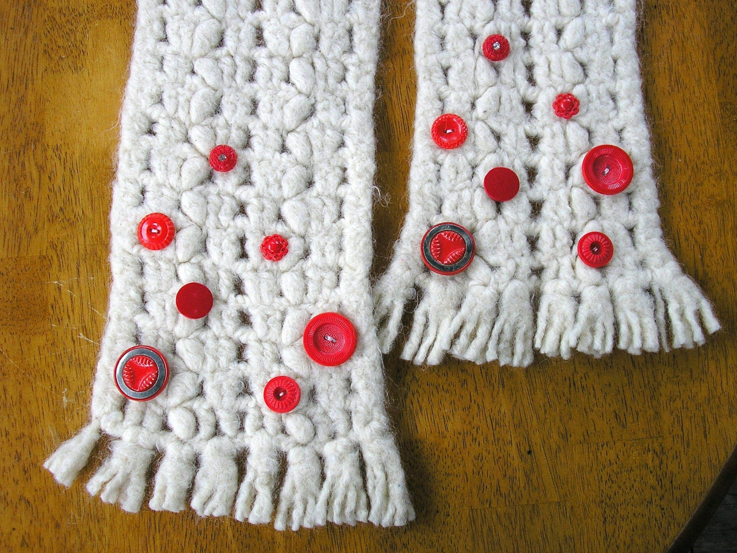 Peppermint Scarf free shipping