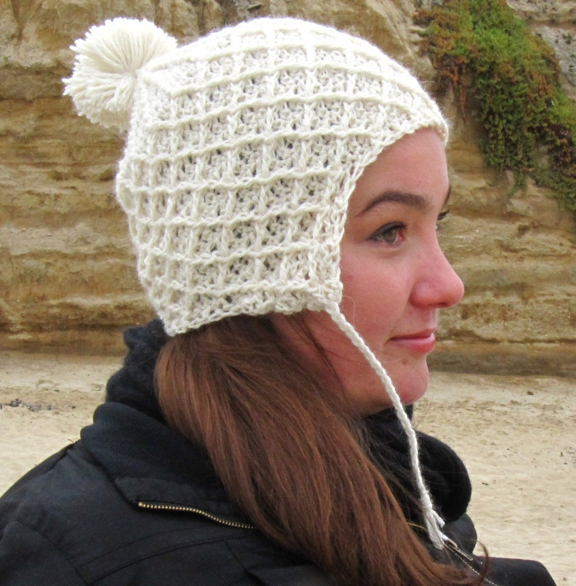 New crochet hat pattern available in the shop knits for life bankloansurffo Gallery