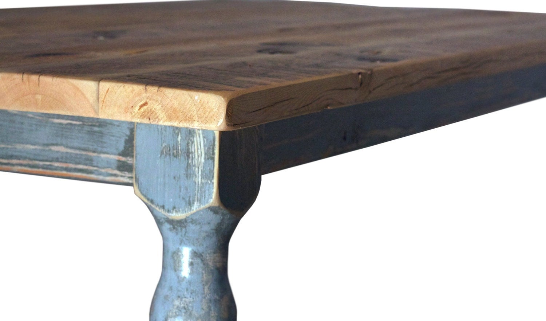 Dining Table Farmhouse Dining Table Reclaimed Wood