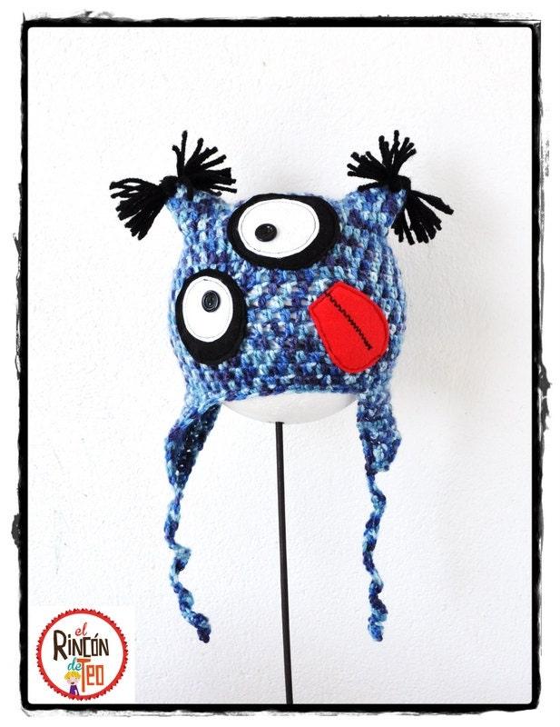 Crochet Hat  You Make Me Laugh AV