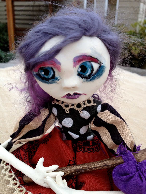 OOAK Artist Doll Circus Elle