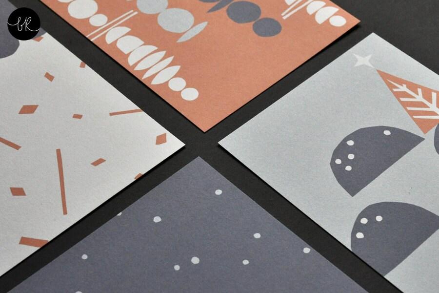 bastisRIKE Postkarten-Set