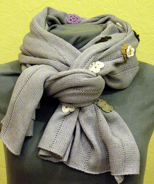jumbo shawl/scarf