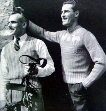 7 FREE Knitting Patterns for Men - Knitting Daily - Blogs