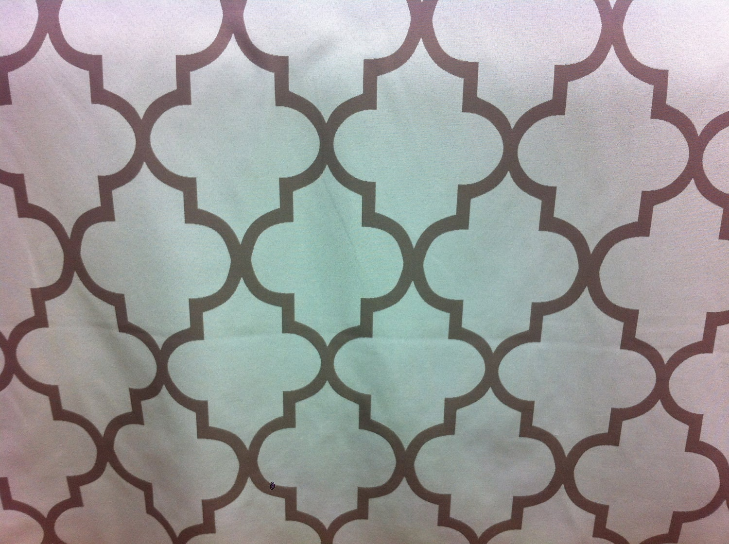 Fabric Curtains Designer Designer Quatrefoil Fabric by