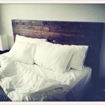 Headboard, Reclaimed Wood - Reanimatedwood