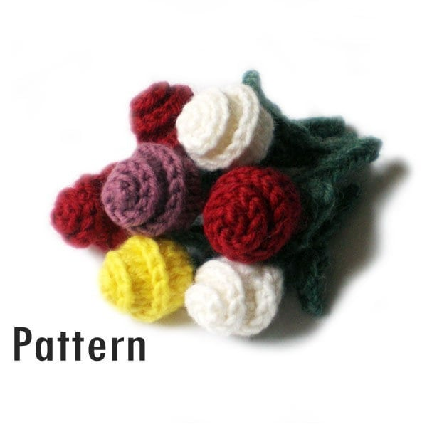 MINIATURE KNITTING PATTERNS   Free Patterns