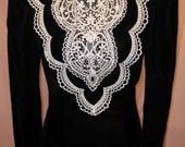 Vintage Jessica McClintock Dress Size 4