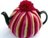 Crochet Pattern for Tea Cosy teapot cozy DK PDF
