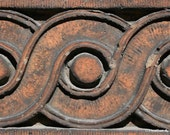 Tan, Terracotta, Architectural Detail