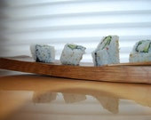 French Oak Wine Barrel Sushi Board - BuddhaBarrels