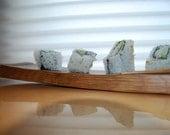 French Oak Wine Barrel Sushi Board - BuddhaBarrels