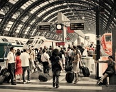 Milan Train Station - Fine Art Photograph