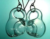 Klein Bottle Earrings