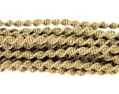 FINAL CLEARANCE Creme Twist Hemp Bracelet