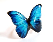 Blue Butterfly - Ring