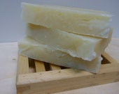 Wonky Bar Sale - Harriet - Lemon Lavender Handmade Vegan Soap - SnappyRockfishSoap